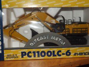 JOAL No PC1100LC-6 - A KOMATSU EXCAVATOR & SHOVEL 1:50 SCALE