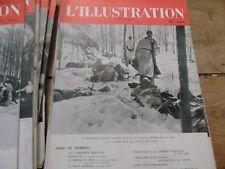 L'illustration 21mars 1942 guerre front de l'est procès de riom portez 161