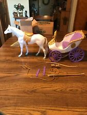 Royal  Horse & Carriage GALLOB - for ANASTASIA or Barbie Doll