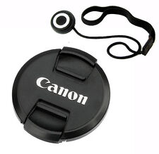 72mm Snap-On Front Lens Cap Keeper for Canon EOS Rebel T4i T3 T3i T2i T5i