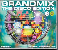BEN LIEBRAND - Grandmix - The Disco Edition (3 CD BOX) Holland 2002 Snap! Chic