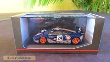 1:43 Minichamps, McLaren F1 GTR, 24hr Le Mans 1995, Gulf Racing #24, 4th Place