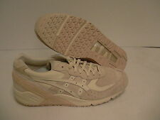 Asics running shoes gel sight blush off white size 10 new with box