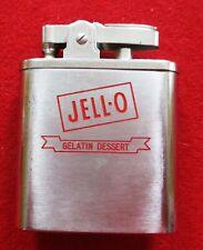 Vintage Pocket Jello Musical Lighter Reader's Digest 1940's