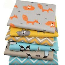 3 x Cotton fabric Fat Quarters BUNDLE  PACKAGE Spring Panda Pink quarter JP43