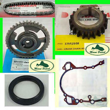 LAND ROVER TIMING CHAIN SET SET KIT DISCOVERY II 2 RANGE P38 00-02 MR0015 ALLM