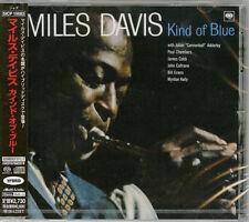 MILES DAVIS-KIND OF BLUE-JAPAN SACD Hybrid F83
