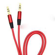 3,5 mm Klinke Stecker auf Stecker Stereo-Audio-AUX-Kabel-Schnur  iPhone-iPod PAL