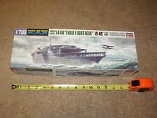 NEW Hasegawa 1/700 AKAGI pre-WW2 3 Flight Deck Japanese Aircraft Carrier