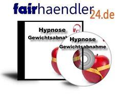 CD-VERSAND PROFI HÖRBUCH Gewichtsabnahme Hypnose 32m MP3 DIÄT abnehmen E-Lizenz