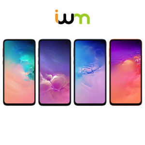 Samsung Galaxy S10e 64GB / 128GB - Black / Blue / Pink / White