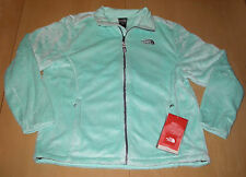 NWT The North Face Osito Fleece Jacket Beach Glass Green Womens Sz XXLarge