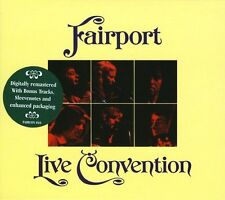 Fairport Convention - Live Convention (Remastered) [CD]