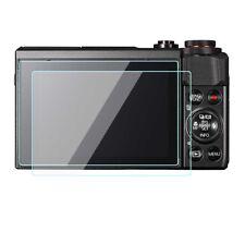 2X Canon G7 X / Mark II / G9 X / Mark II Camera Screen Protector Tempered Glass