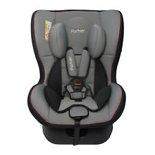 Parker Grey Themed Child Baby Car Seat Ages 0-4 Safety Booster Seat Group 0/1