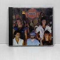 Night Ranger Midnight Madness (MCA 1983) MCAD-5456 DIDX-54 CSR Japan Pressing CD
