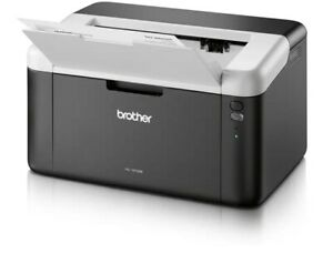 Brother HL-1212W Monochrome Wireless Laser Printer with New Toner