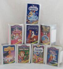 McDonalds Walt Disney Masterpiece COLLECTION Toys 1995 Lot of 8