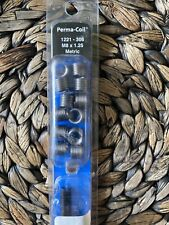 Perma Coil 1221 308 Metric Thread Repair Insert Kit M8x125 Helicoil 5546 8