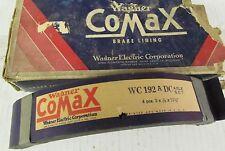 BRAKE LINING DESOTO-DODGE WAGNER COMAX WC192A - 1946 - 1953