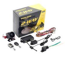 2Way Car Alarm Keyless Entry Security System Remote Control Transmitter A8O5