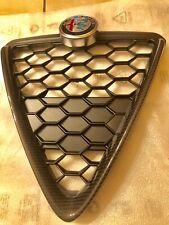 Scudo, griglia radiatore Alfa Romeo Giulietta 2010> Carbon look