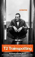 T2 TRAINSPOTTING 'RENTON' MOVIE POSTER FILM ART A4 A3 PRINT CINEMA
