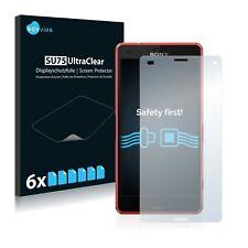 6x Film Protection écran pour Sony Xperia Z3 Compact D5833 Protecteur