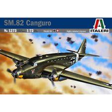 Italeri 1273 Savoia-Marchetti SM.82 Canguro 1/72 scale plastic model kit