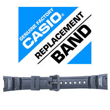 Casio 10304195 Genuine Factory Resin Band Fits SGW-100-1V