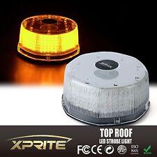 XPRITE SUNBEAM SERIES 240 LED HIGH INTENSITY STROBE AND ROTATING LIGHT BEACON
