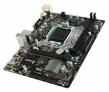 Placa base MSI 1151 H110m Pro-d
