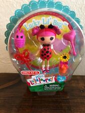 "Lalaloopsy Mini LUCKY LIL' BUG 3"" Mini Doll NEW Target Exclusive Spring Easter"