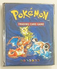 Original Pokemon Card Folder - Charizard Blastoise Raichu Venusaur - 36 Cards