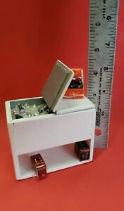 Dollhouse Handcrafted Artisan Beverage Cooler 1:12 scale