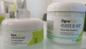 Devacurl Heaven In Hair Divine Deep Hair Conditioner 8 oz/16 oz - Free Shipping