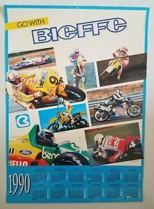 Vintage Original 1990 Bieffe Motocross Superbike Sidecar F1 Italian Hans Spaan