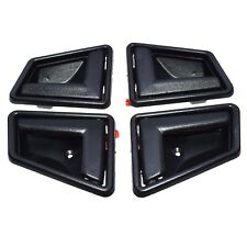 Driver Passenger Interior Inner Door Handles Fit For Suzuki Sidekick Vitara 4pcs