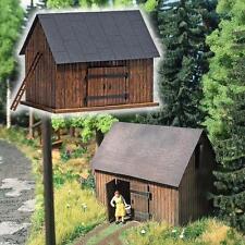 BUSCH 1500 Woodshed 70x50x56mm Field shed NIP