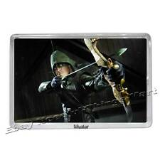 Stephen Amell come Oliver Queen in Arrow-foto MAGNET 5mm ACRILICO [m2]