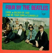 Four By The Beatles EP  W/ Picture Cover GEP-8882