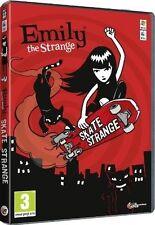 Emily the Strange Skate Strange PC CD ROM Game
