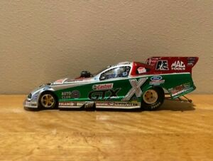John Force 2007 Castrol GTX Ford Mustang FC in Liquid Color 1/24 scale diecast,