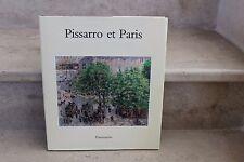 J.Bailly Herzberg / Pissaro et paris