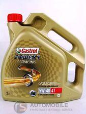 Castrol Power 1 Racing 4t 5w – 40 huile moteur 4 L
