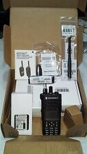 Motorola MotoTRBO VHF XPR 7550 Color Display, Bluetooth with Option Board