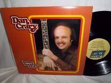 DAN CRARY-SWEET SOUTHERN GIRL(VINCE GILL) blue grass NM/VG+ VINYL RECORD LP