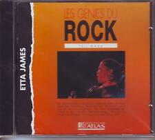 ETTA JAMES tell mama (CD)  (les genies du rock editions atlas)