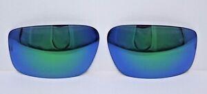 Brand New Authentic Oakley Straightlink Replacement Lens Jade Iridium