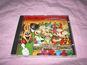CD JIVE BUNNY AND THE MASTERMIXERS IT S PARTY TIME 1990